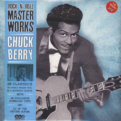 Chuck Berry - Rock 'N' Roll Master Works