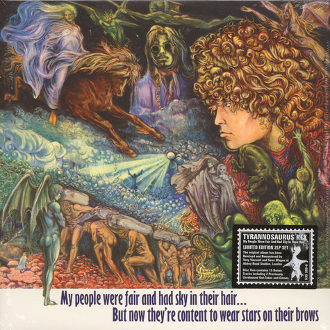 Tyrannosaurus Rex - My People Were Fair and Had Sky in Their Hair ... But Now They're Content to Wear Stars on Their Brows
