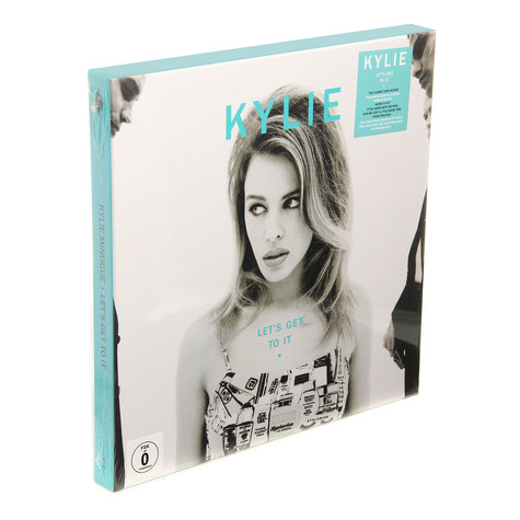 Kylie Minogue - Let's Get To It Collector's Edition