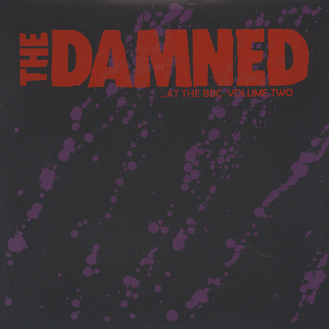 Damned, The - At The BBC Volume Two