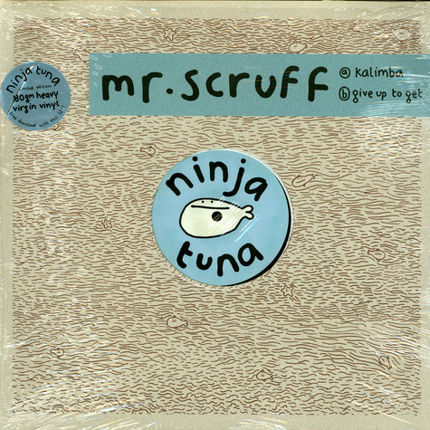 Mr. Scruff - Kalimba & Give Up To Get