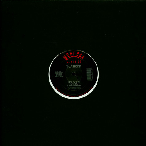 T La Rock & Jazzy Jay / Nairobi And Awesome Foursome - It's Yours / Funky Soul Makossa