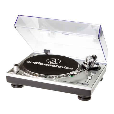 Audio-Technica - AT-LP120USBHC