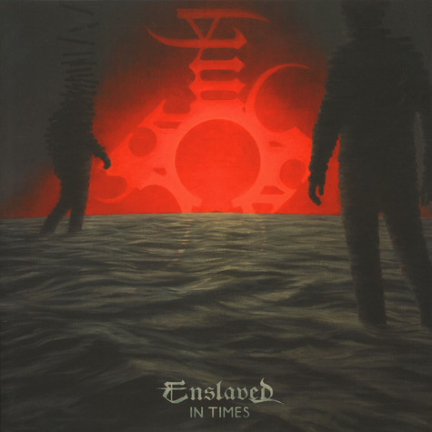 Enslaved - In Times Black Vinyl Edition