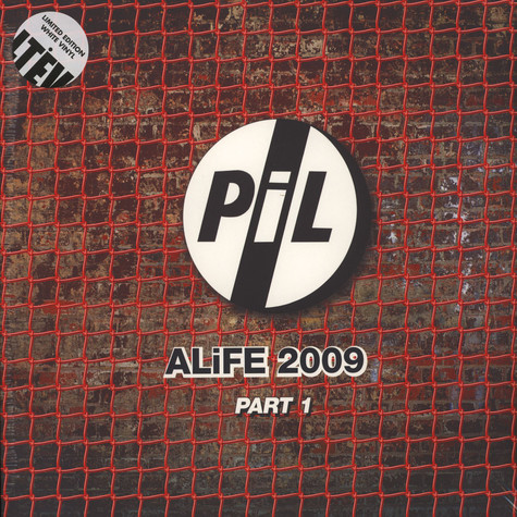 Public Image Ltd - Alife 2009 Part 1