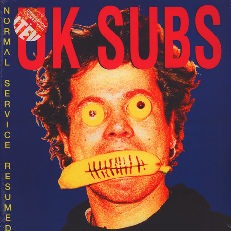 Uk Subs - Normal Sevrice Resumed