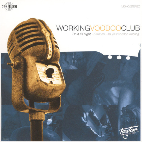 Working Voodoo Club - Do It All Night