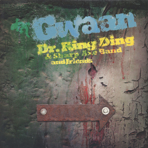 Dr. Ring Ding & Sharp Axe Band - Gwaan
