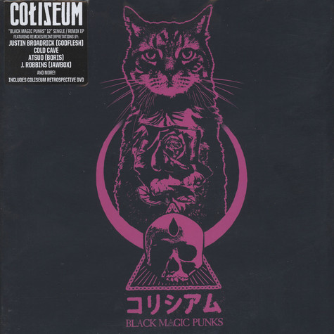 Coliseum - Black Magic Punks