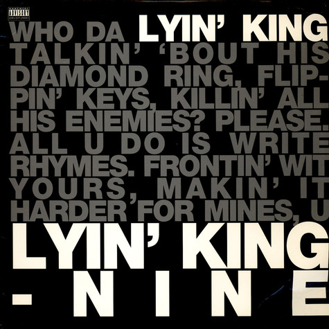 Nine - Lyin' King / Industry Party
