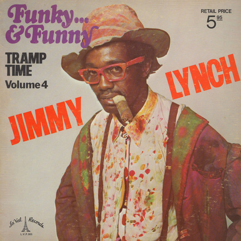 Jimmy Lynch - Funky And Funny - Tramp Time Volume 4