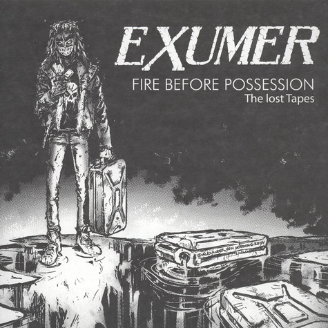Exumer - Fire Before Possession: The Lost Tapes Colored Vinyl Edition