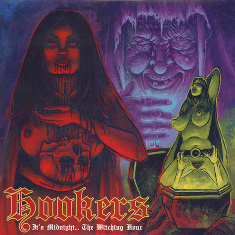 Hookers - It's Midnight The Witching Hour