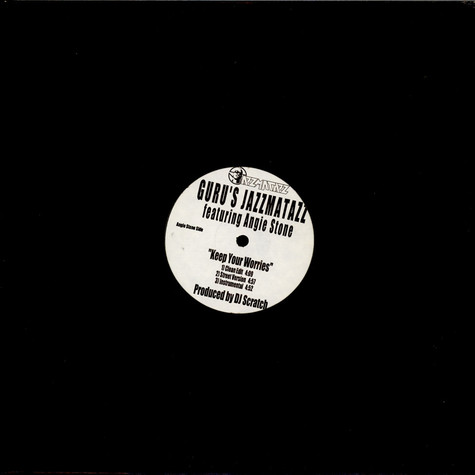 Guru - Keep Your Worries / Lift Your Fist feat. Angie Stone / Roots, The