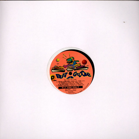 Johnny Loopz Featuring D.J. Exodus - Bust A Groove Vol. 6
