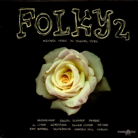 V.A. - Folky 2: Acoustic Music In Digital Times