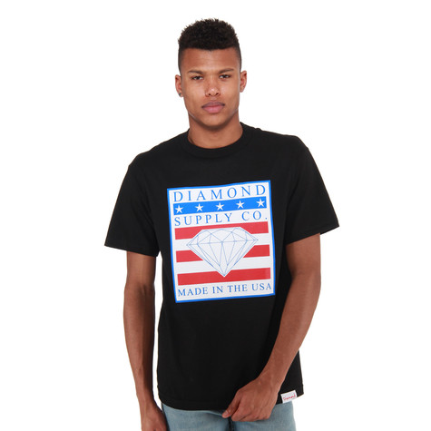 Diamond Supply Co. - Made In The USA T-Shirt