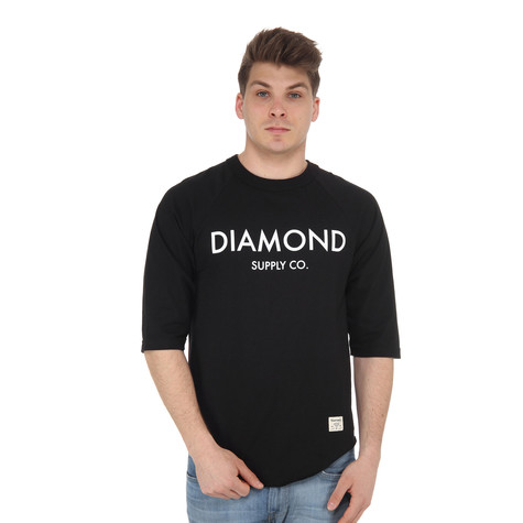 Diamond Supply Co. - Diamond Classic Raglan Tee