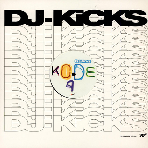 Kode9 - You Don't Wash (DJ-Kicks) (Remixes)