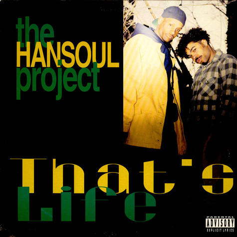 Hansoul Project - That's Life / For The Niggas
