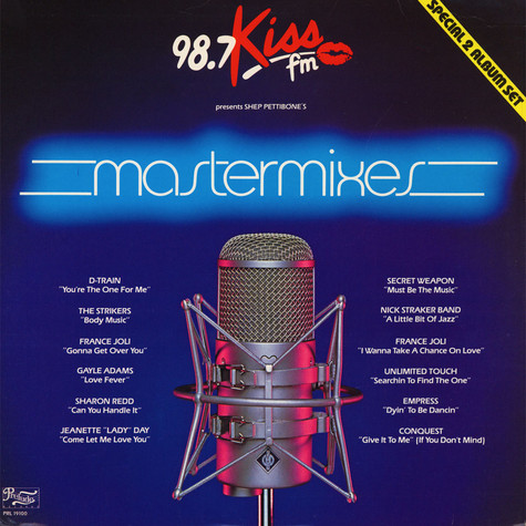 V.A. - 98.7 Kiss FM Presents Shep Pettibone's Mastermixes