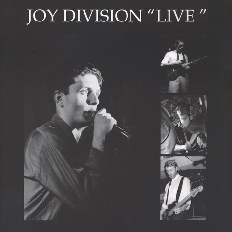 Joy Division - Live, 2nd May 1980, Highhall, Birmingham University