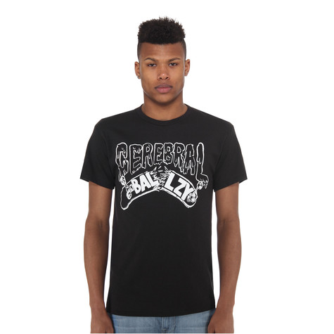 Cerebral Ballzy - Broken Board T-Shirt