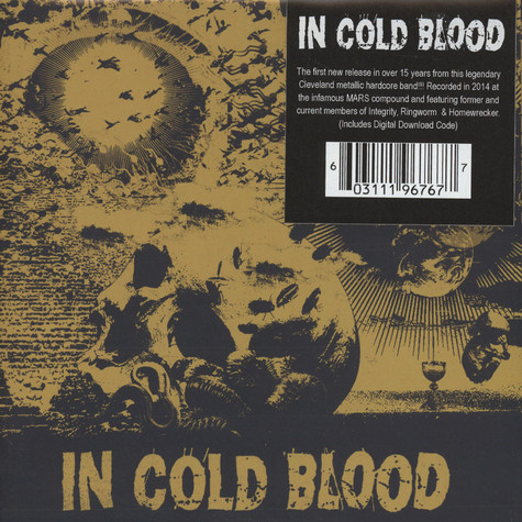 In Cold Blood - Blind The Eyes