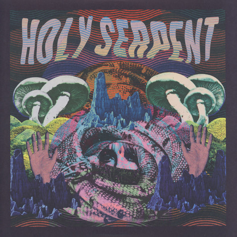 Holy Serpent - Holy Serpent Black Vinyl Edition
