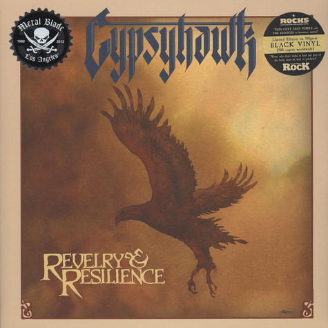 Gypsyhawk - Revelry And Resilience