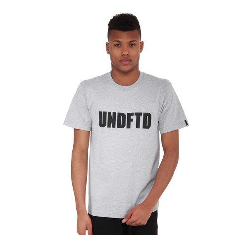 Undefeated - UNDFTD Block T-Shirt