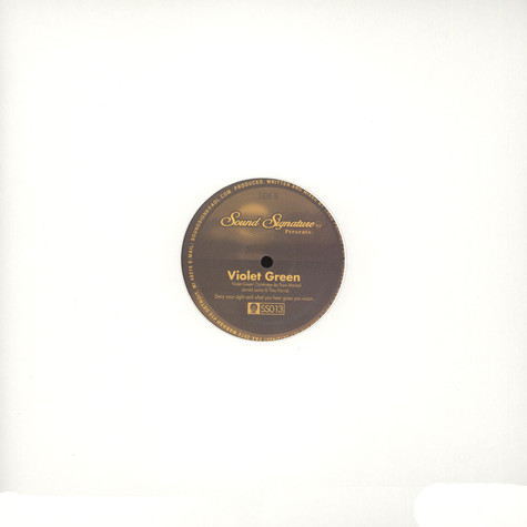 Theo Parrish - Location Of Lost Colors
