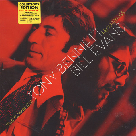 Tony Bennett / Bill Evans - Complete Tony Bennett / Bill Evans Recordings Box Set