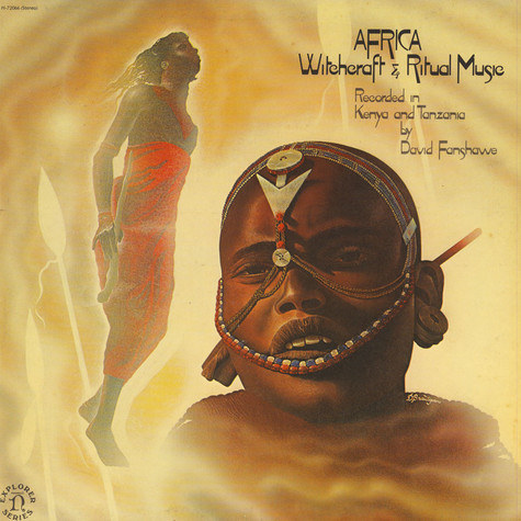 V.A. - Africa - Witchcraft & Ritual Music