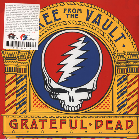 Grateful Dead - Three From The Vault