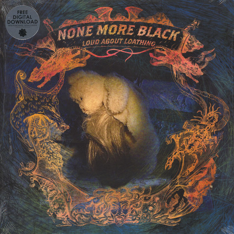 None More Black - Loud About Loathing