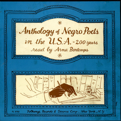 V.A. - Anthology Of Negro Poets In The U.S.A. - 200 Years