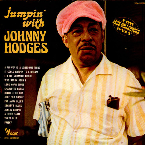 Johnny Hodges - Jumpin With