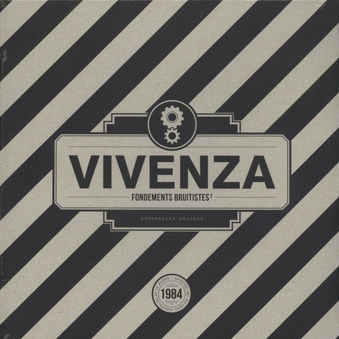 Vivenza - Fondements Bruitistes II Red Vinyl Edition