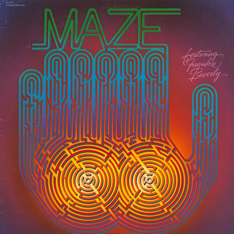 Maze Featuring Frankie Beverly - Maze Featuring Frankie Beverly
