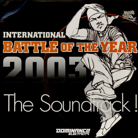 V.A. - International Battle Of The Year 2003 The Soundtrack