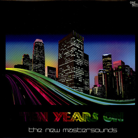 New Mastersounds, The - Ten Years On
