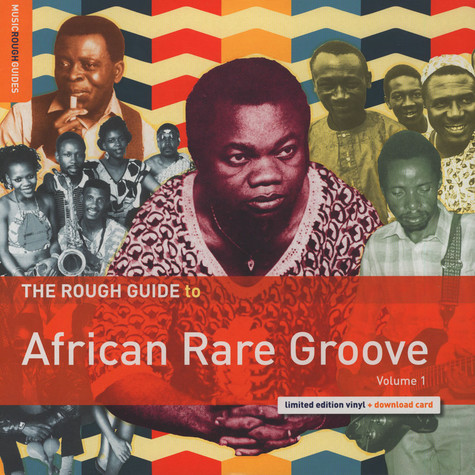 V.A. - Rough Guide To African Rare Groove