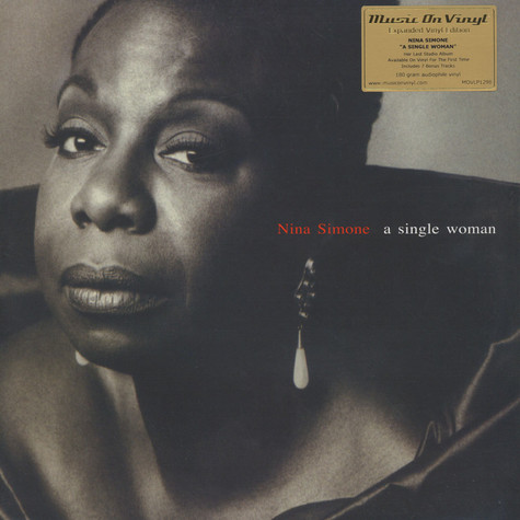 Nina Simone - A Single Woman Expanded Edition