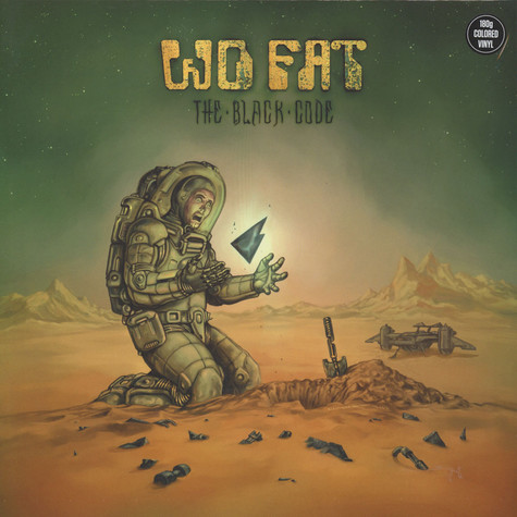 Wo Fat - The Black Code Gold Vinyl Edition