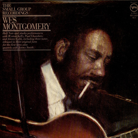 Wes Montgomery - The Small Group Recordings