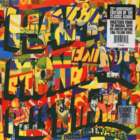 Happy Mondays - Pills Thrills 'n' Bellyaches