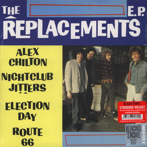 Replacements, The - Alex Chilton