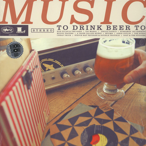 V.A. - Dogfish Head: Music To Drink Beer To