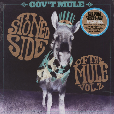Gov't Mule - Stoned Side Of The Mule Volume 2